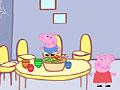 Розовая свинка украшает комнату