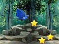 Полет Голубчика в джунглях