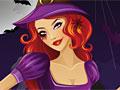Татуировка для ведьмы на Хэллоуин
