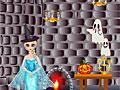 Комната Эльзы на Хэллоуин