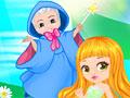 Сказочная маленькая принцесса
