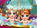 Холодное сердце: детская ванна
