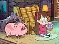 Гравити Фолс: прыжок свинки