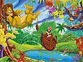 Король Лев, Тимон и Пумба: сортируй плитки