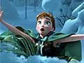 Холодное сердце: пазл - Анна в снегу