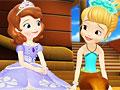 Принцесса София и русалка: пазл