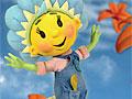 Фифи и цветочные малыши на цветочных лепестках