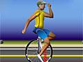 Одноколесный велосипед