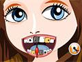 Современная девочка у дантиста