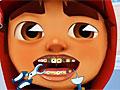Проблемы с зубами Сабвея Серфера
