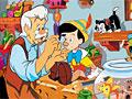 Пиноккио: Сортируй плитки
