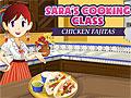 Кухня Сары: Куриный фахитас