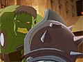 Планета Халк: гладиаторы