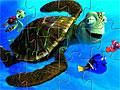 Морская черепаха пазлы