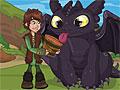 Как приручить дракона: Обед-сюрприз
