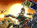 В апокалипсис на мотоцикле