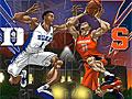 Баскетбол в колледже пазл