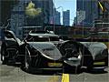 Автомобиль Бэтмена пазл