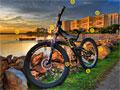 Скрытые колеса от велосипеда