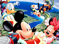 Микки Маус: Найди числа