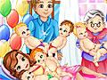Барбара рожает шесть детей