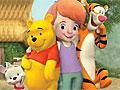 Мои друзья: Винни Пух и Тигр