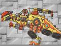 Соберите Дино робота: Пахицефалозавр