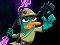 Агент Перри против вражеского шпиона