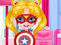 Малышка Барби: Костюмы супергероя