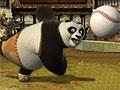 Кунг-фу Панда играет в бейсбол