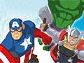 Мстители: Комбинация ударов
