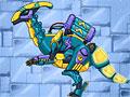 Роботы динозавры: Молния Парейазавр