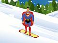 Супермен на сноуборде