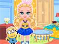 Малышка Барби: Мания миньонов