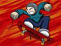 Хот Вилс: Движение на скейте