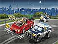 Лего: Скоростные гонки пазл