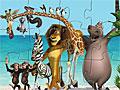 Мадагаскар пазл