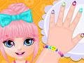 Малышка Барби: Сумасшедший маникюр
