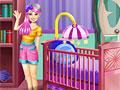 Декор комнаты для новорожденной сестры