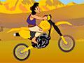 Алладин на мотоцикле