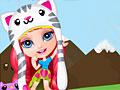 Малышка Барби: Японский стиль
