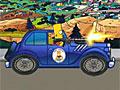 Симпсоны: Преследование Барта