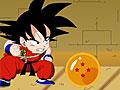 Гоку собирает шары дракона