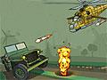 Бомбардировщик на вертолете 2