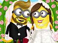 Свадьба девочки миньона