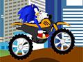 Мотоцикл Соника