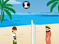 Пляжный матч