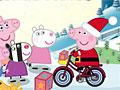 Свинка Пеппа: Рождественская доставка