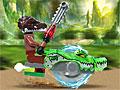 Лего: Гонки крокодила