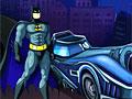 Бэтмен: Техника дрифт
